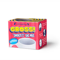 Gross! Gotcha! Smokers Gag Mug