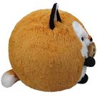 Mini Fox Holding a Cookie