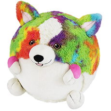 Squishable Prism Corgi