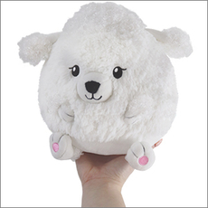 Mini Squishable Poodle