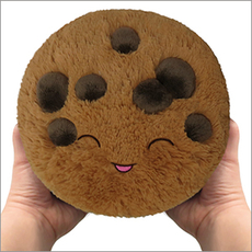 Mini Squishable Chocolate Chip Cookie