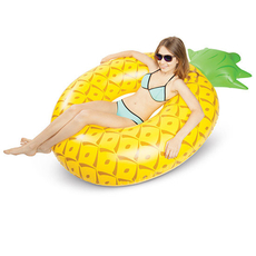 Giant Pool Float-Pineapple Ring