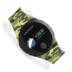 Army Camo - Watchitude Move 2 Kids Activity Watch