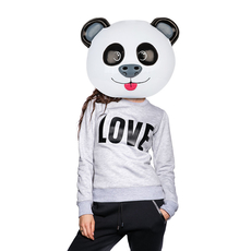gigantic PANDA MASK