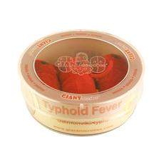 Typhoid Fever Petri Dish
