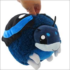 Mini Squishable Blue Admiral