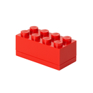 LEGO Mini Block 8 Red