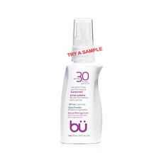 SAMPLE - SPF 30 Alcohol-Free Spray White Sage 30 m