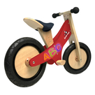 Kinderfeets Red Chalkboard bike with chalk!