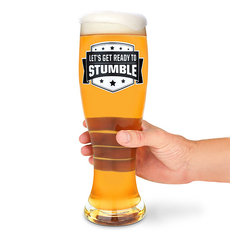 World's Largest Beer Glass