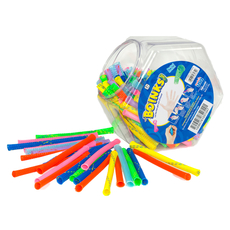 CLASSIC BOINKS 100PC TUB NEON COLOURS
