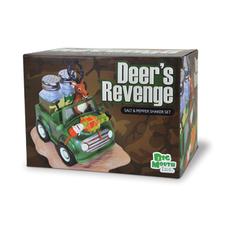 Deer's Revenge Salt and Pepper Shaker Set