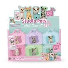 Studio Pets Toy Figurine CDU