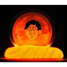 Amber - Glow in the Dark 4 inch tin