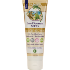 SPF 25 Sunscreen Lotion Unscented 119ml