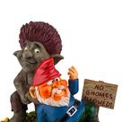 Turf War Gnome vs. Troll