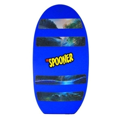 24 inch freestyle spooner board blue - Turtle Wave