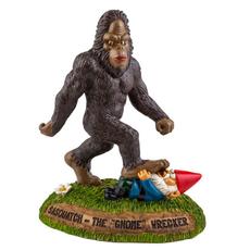 Sasquatch the Gnome Wrecker