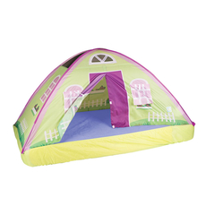 COTTAGE BED TENT - 77 IN X 38 IN X 35 IN