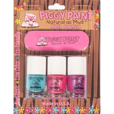 3 Pack w/ Nail File - Forever Fancy/Seaquin/Girls Rule