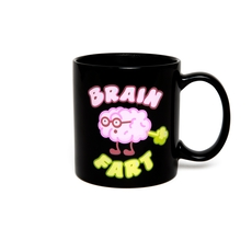 Brain Fart Mug Colour Changing Mug