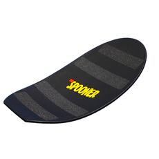 27 inch pro model spooner board black