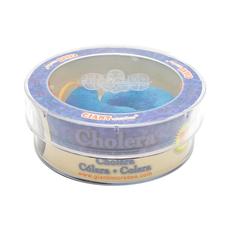 Cholera Petri Dish