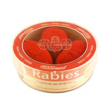 Rabies Petri Dish