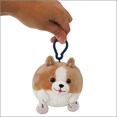 Micro Squishable Corgi