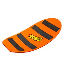27 inch pro model spooner board orange