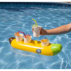 Banana 4-Cup Beverage Boat
