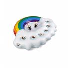 Happy Rainbow Swim Up Bar