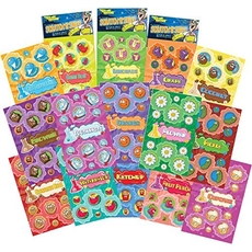 Scratch & Sniff Stickers No.2 Counter Display