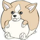 Squishable Corgi