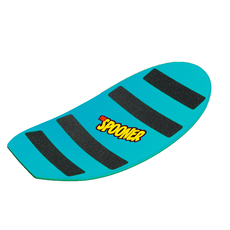 24 inch freestyle spooner board turquoise