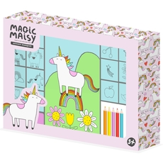 Magic Maisy Stamp Set