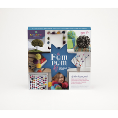 Craft-tastic Pompom Kit - Bilingual
