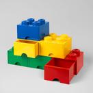 LEGO Storage Drawer 4 Yellow