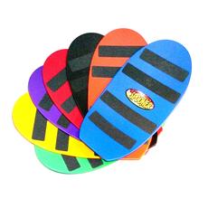 24 inch freestyle spooner board black