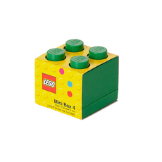LEGO Mini Block 4 Green