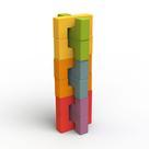 U Build It Basics 12 Pc Block Set