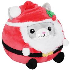 Undercover! Kitty in Santa