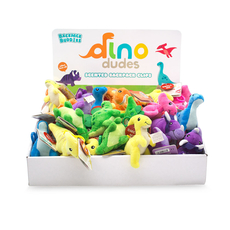 Dino Dudes Backpack Buddies (Display of 36)