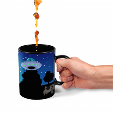 Colour Changing UFO Mug