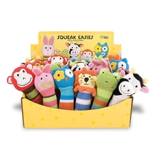 Display Box Squeak Easy K'NITS