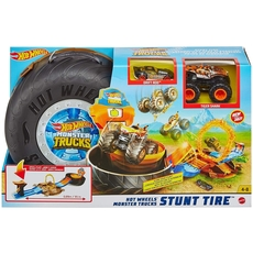 Hot Wheels - MT Stunt Tire Play Set