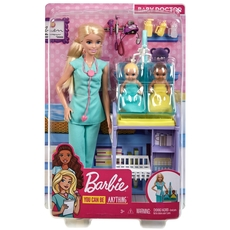 Barbie - Baby Doctor Doll