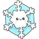 Squishable Snowflake