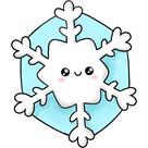 Squishable Snowflake