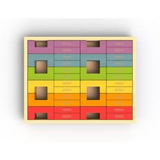 U Build It Deluxe 48 Pc Block Set